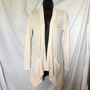 Candie's flyaway Cardigan Sweater - Size Small